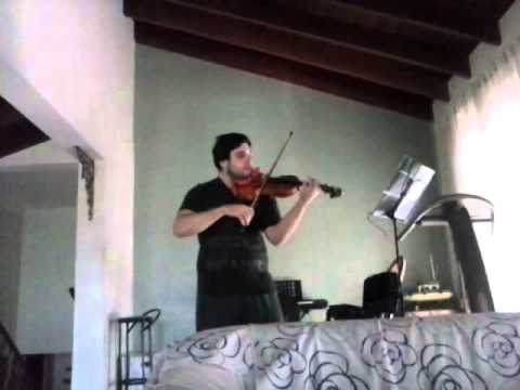 Lovers in Japan - Coldplay (Violin Cover By Miguel Lázaro)