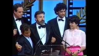 """Gran Premio Speciale della Giuria a Gianni Amelio per """"Il ladro di bambini"""""""