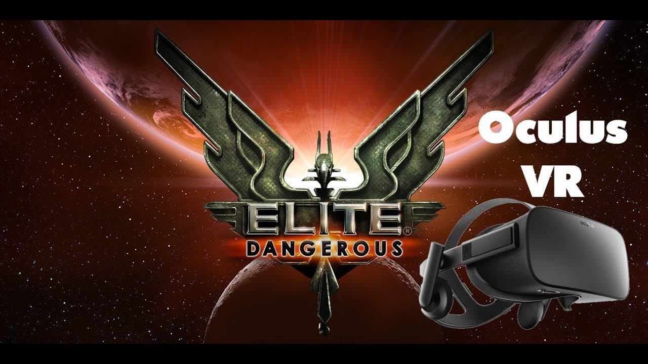 Elite Dangerous in VR - April 2019 update