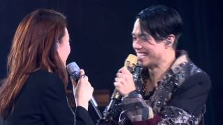 張敬軒 Hins Cheung / 容祖兒 Joey Yung - 天窗 (Hins Live in Passion 2014)