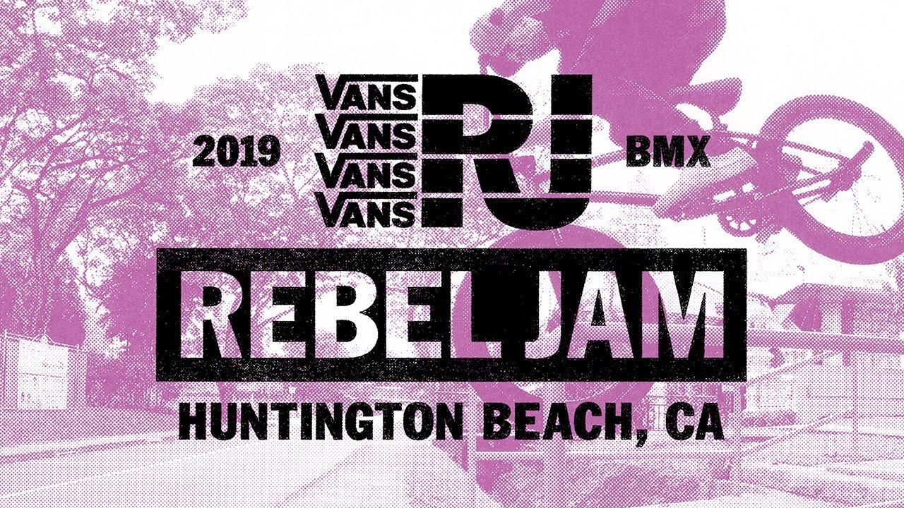 VANS Rebel Jam 2019: Finalhighlights & Livemitsc