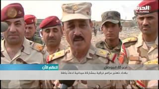 تحرير 90 بلدة حول الموصل حتى الآن... والخناق يضيق على داعش من محاور الهجوم كافة