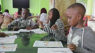 Кения: детей из трущоб учат технологиям и инжинирингу (новости)