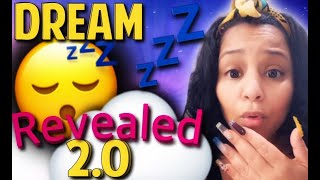 LUCID DREAMS REVEALED WΗY IM FEELING ANXIETY! 😴✍🏽👱🏼‍♀️ (Driving up a steep hill CODE)