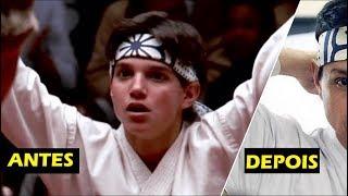 """Lembra do filme """"Karate Kid""""? Veja como eles estão hoje!"""