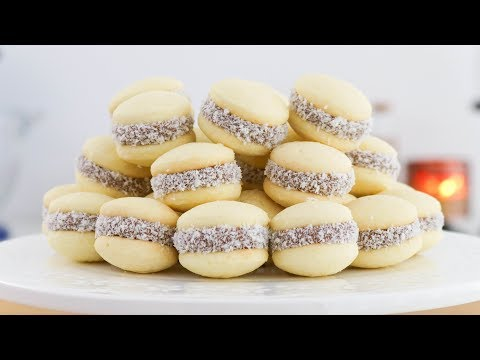 How to make Alfajores with Dulce de Leche - Recipe ☆ Tan Dulce