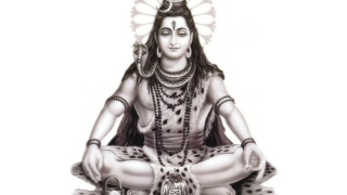 How to draw Lord Shiva Full Body pencil Drawing Step by step