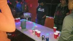 Beer Pong Willy & Ezequiel vs Carlos & Yo