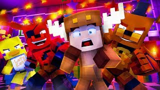 Minecraft HORROR DAYCARE - FNAF ANIMATRONICS! (Episode 1)