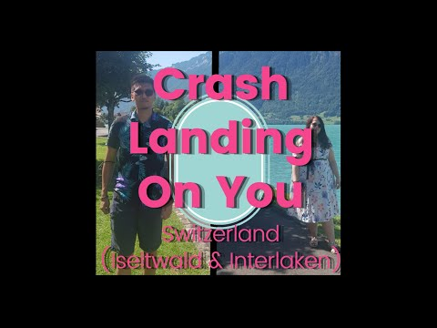 "🎎 Fun summer tour of ""Crash Landing on You"" k-drama locations in #Switzerland #CLOY"
