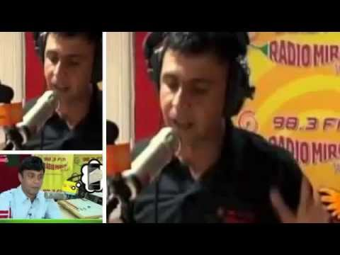 RJ Naved (Radio Mirchi 'Murga') on Bilawal Bhutto's rubbish comment on kashmir