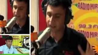 RJ Naved (Radio Mirchi 'Murga') on Bilawal Bhutto