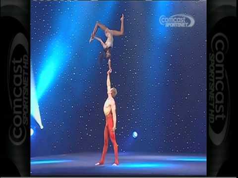 REALIS - SHENEA BOOTH & ARTHUR DAVIS - (2 TIME WORLD CHAMPIONS) - ACRO DEMO 2010 - #2 of 2 - VOB