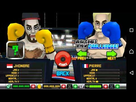 Punch Hero Boxing Mod Hack Apk Money....game Tinju Konyol Android...#momenlucu