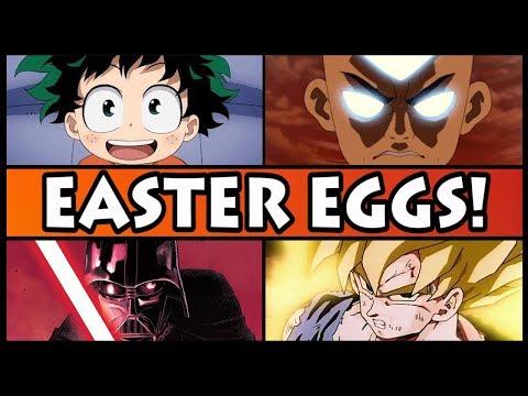 10 Hidden References in My Hero Academia! (Boku no Hero Academia Easter Eggs)