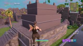 SiF - The Ruins - Socom in Fortnite - Complete - (Island Code: 8267-4503-6151)