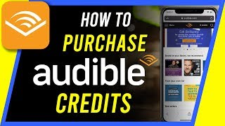 Learn how to buy a book on audible | Simple guide for beginners |Hints, Tips, Tricks