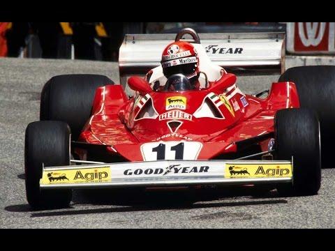 Niki Lauda - Phoenix of Formula One ニキ・ラウダ 伝説のF1ドライバー