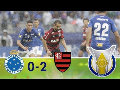 Melhores momentos - Cruzeiro 0 x 2 Flamengo - Campeonato Brasileiro (25/11/2018)