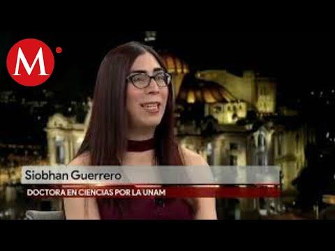 Entrevista Siobhan Guerrero, catedrática de la UNAM. La importancia de la ley de identidad a menores