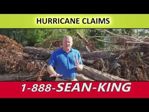 Insurance claims Hurricane Irma