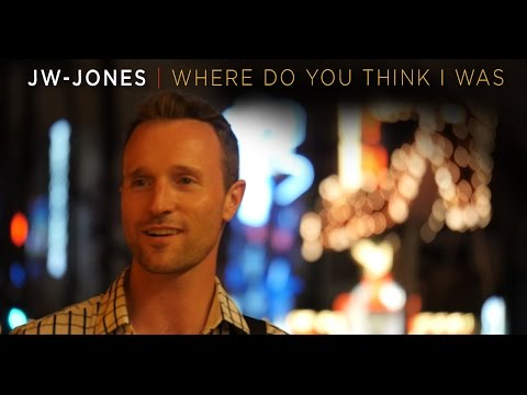 JW-Jones - Where Do You Think I Was (official video)