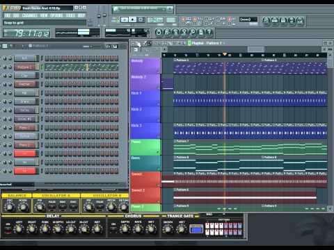 Dash Berlin And ATB Fl Studio (Apollo Road)