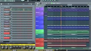 Dash Berlin And ATB Fl Studio (Apollo Road)