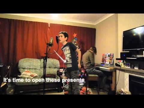 Christmas 2014 30 instruments in 2 mins plus song