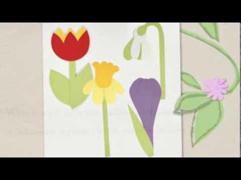 Wiosenne Dekoracje Kwiatowe Youtube