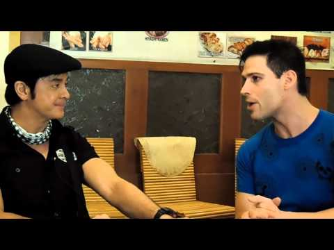 Filipino action movie star Ronnie Ricketts talks martial arts and movie making with Travis Kraft