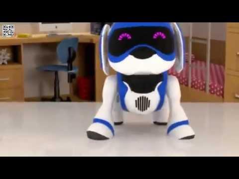 Manley TEKSTA Интерактивно куче робот