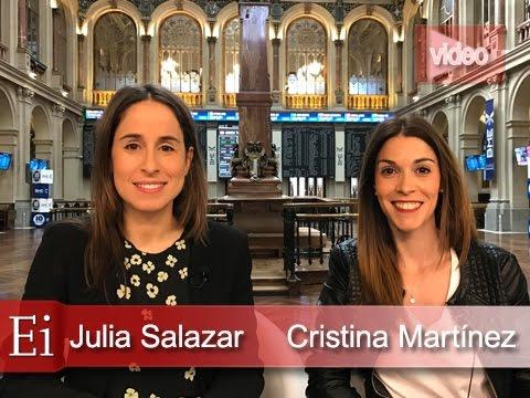 """Cristina Martínez y Julia Salazar """"¿Una alternativa para diversificar?""""...en Estrategiastv(13.01.17)"""