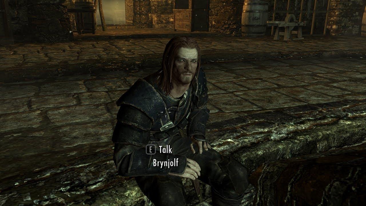 Brynjolf X Reader