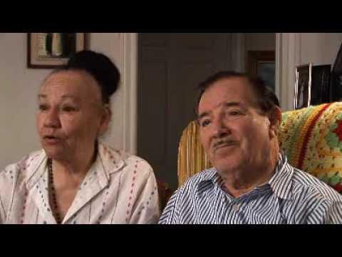 Los Abuelos de Tony Romo (Tony Romo's Grandparents) - YouTube  Los Abuelos de ...