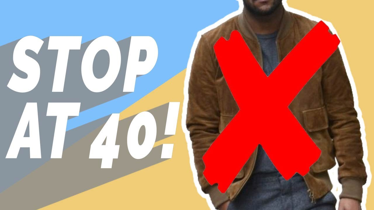 Download 7 Things ALL Guys Should STOP Wearing In Their 40s (and Beyond!) | Ashley Weston