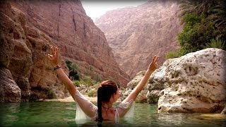 Adventure in Oman, Wadi Shab vlog