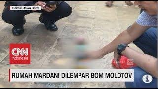 Download Video Rumah Politikus PKS, Mardani Ali Sera Dilempari Bom Molotov MP3 3GP MP4