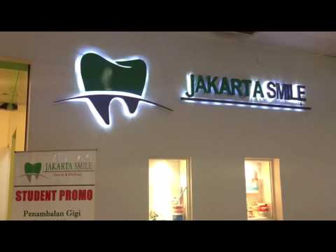 Teeth Whitening Experience at Jakarta Smile