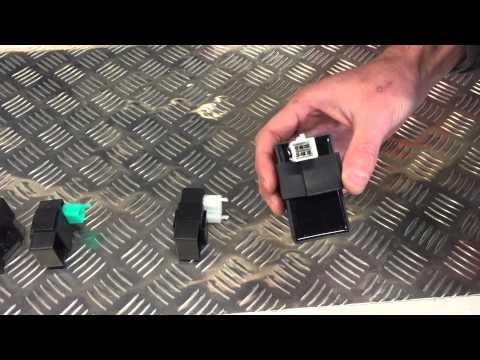 cdi electrics information - thumpstar (yx, zongshen, lifan and bull)