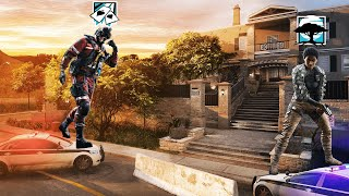 *NEW* Operation Steel Wave Gameplay + House Rework - Rainbow Six Siege