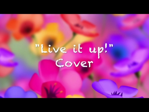 """""""Live it up!""""  (Mental as Anything) Cover"""