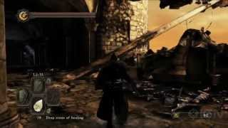Dark Souls 2 Gameplay Reveal - 12 Minute Demo Footage [HD]
