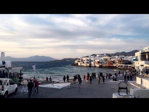 Mon voyage en Grèce