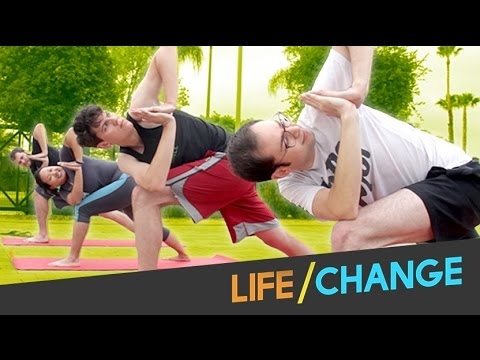 60 Days Of Yoga • LIFE/CHANGE