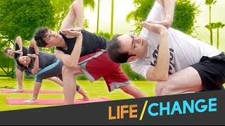 60 Days Of Yoga • LIFE/CHANGE
