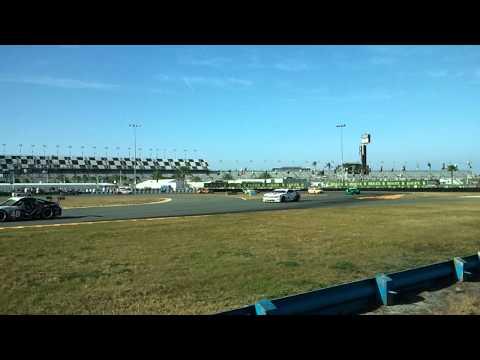 Grand-Am Road Racing - Rolex 24 at Daytona - Pace Laps (3:26pm - 01/28/12)