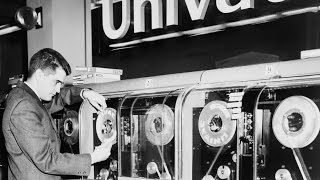 Old computer commercial of Univac (1956)