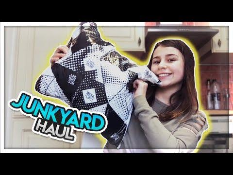 JUNKYARD HAUL + LOOKBOOK ♡