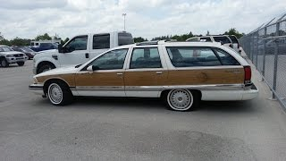 91 buick roadmaster wagon left for dead